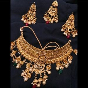 Indian Jewelry Set